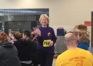 Anita Sterling - 2nd place in age group