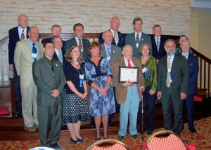 CFHS volunteer doctors award - 2008
