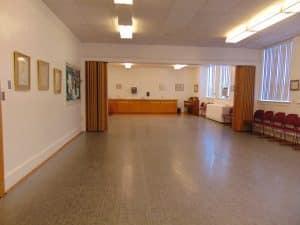 Hebner Room (3rd floor)