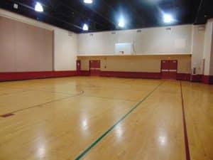 Lower Gym
