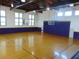 Upper Gym