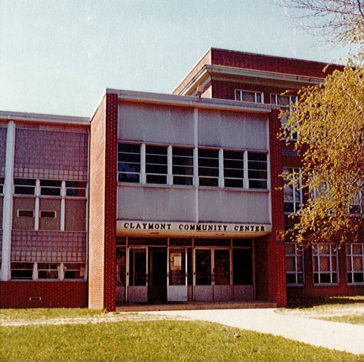 CCC moves to old school 1980