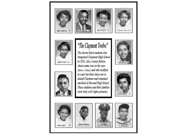 Claymont Twelve