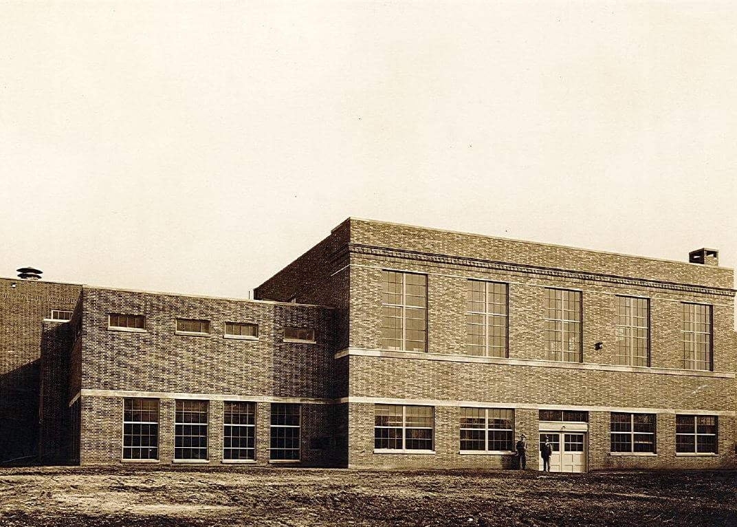 School Expansion 1935